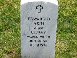 Edward Bernard Akin