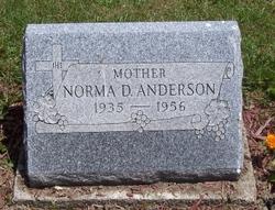 Norma D. Anderson