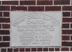Swamp Creek Cemetery