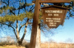 Holcombville Cemetery