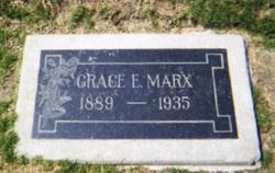 Grace Elizabeth <I>Bush</I> Marx