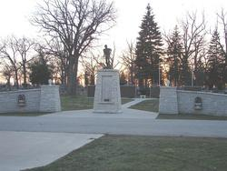 Allied Veterans Memorial Cemetery