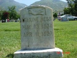 Maxine Hess