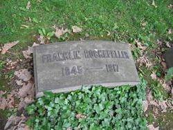 """Franklin """"Frank"""" Rockefeller"""