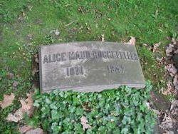 Alice Maude Rockefeller