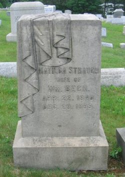 Matilda <I>Straugh</I> Beck