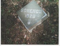 Sarah Louisa <I>Brown</I> Schenck