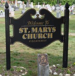 Saint Marys Catholic Church of Piscataway Cemetery