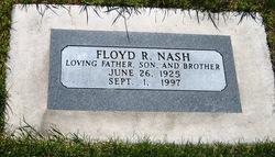 Floyd Raymond Nash