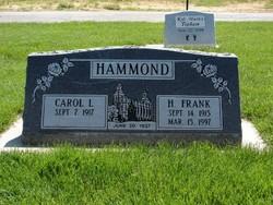 Howard Frank Hammond