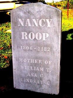 Nancy <I>Rupe</I> Roop
