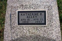 Katherine Rebecca <I>Berger</I> Alley