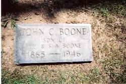 John Callaway Boone, Jr
