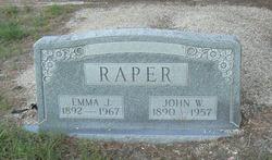 John Wesley Raper, Sr