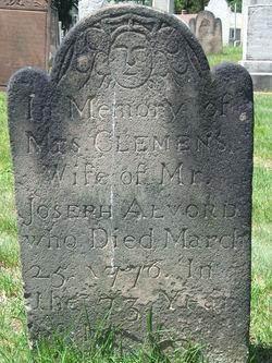 Clemens <I>Wright</I> Alvord