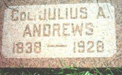 Col Julius A. Andrews