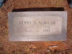 Berry S Almand