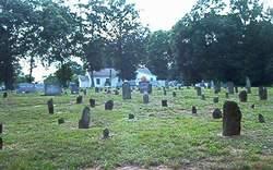 McDowell Presbyterian Church Cemetery