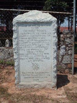 Brainerd Mission Cemetery