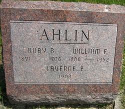 Ruby B. Ahlin