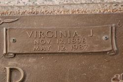 Frances Virginia <I>Jenkins</I> Barber