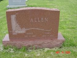 Sadie S <I>McNinch</I> Allen
