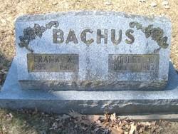 """Violet Lenora """"Topsy"""" <I>Calkins</I> Bachus"""