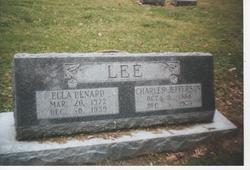 Charles Jefferson Lee