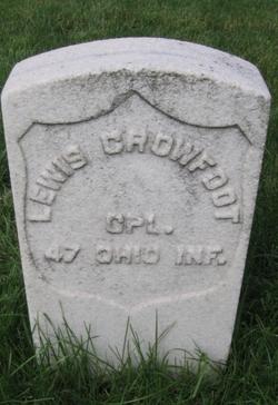 Lewis Crowfoot