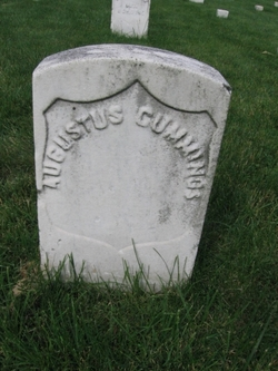 Augustus Cummings