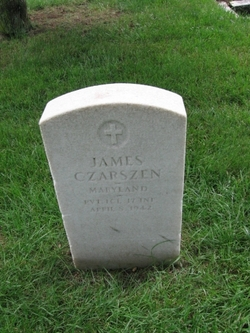 James Czarszen
