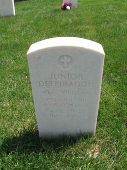 PVT Junior Deffibaugh