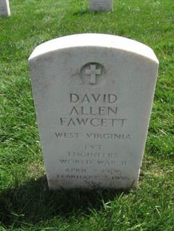 David Allen Fawcett