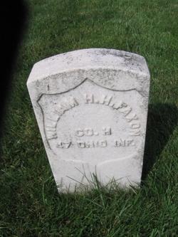William Henry Harrison Faxon