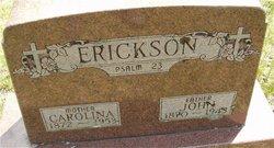 Carolina Erickson