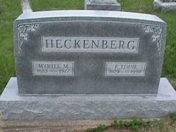 Fred Louie Heckenberg