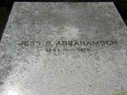 Jess P. Abrahamsen