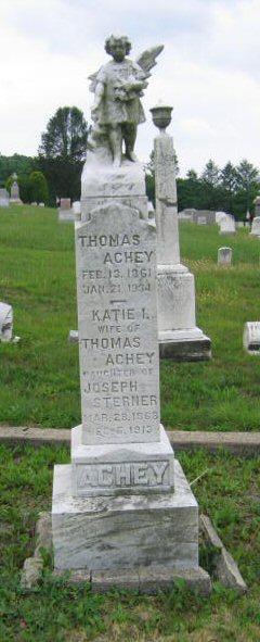 Katie Isabella <I>Sterner</I> Achey