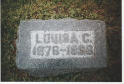 Louisa C <I>Anderson</I> Lee