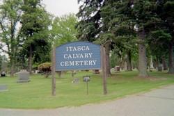 Itasca Calvary Cemetery