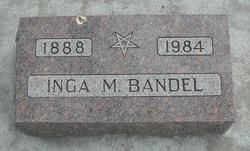Inga Matilde <I>Anderson</I> Bandel