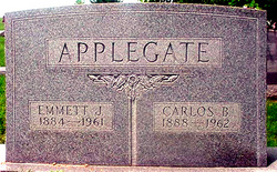 Emmett Junius Applegate