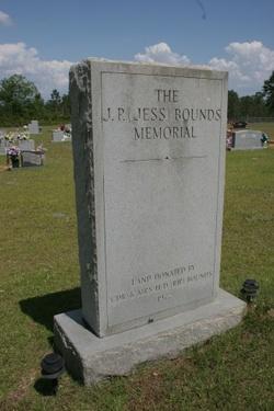 J E Bounds Memorial Cemetery