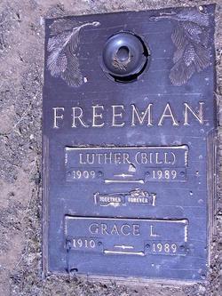 "Luther ""Bill"" Freeman"