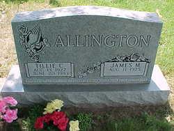 Tillie Caroline <I>Sawvell</I> Allington