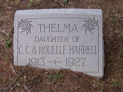Thelma Louise Harrell