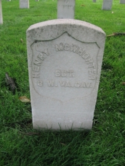 SGT Henry McWhorter (1809-1863) - Find A Grave Memorial