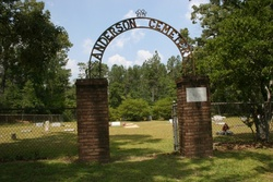 Anderson Cemetery Old