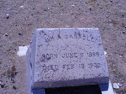 William A. Carroll