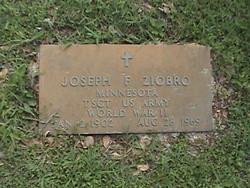 Joseph Frederick Ziobro